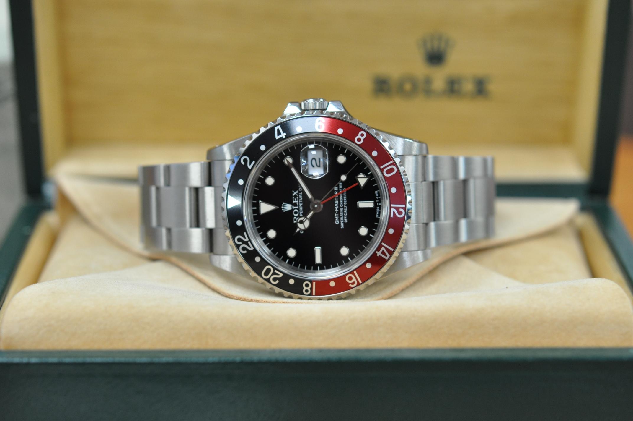 1990 NOS GMT-Master II 16710