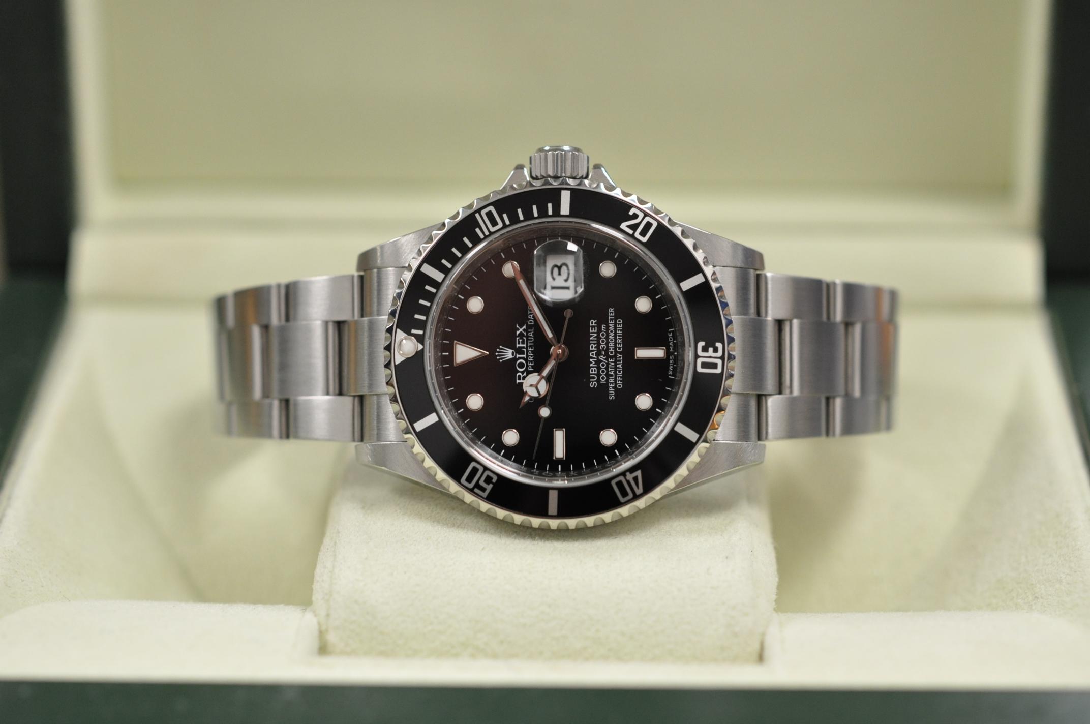 2008 Submariner-Date 16610