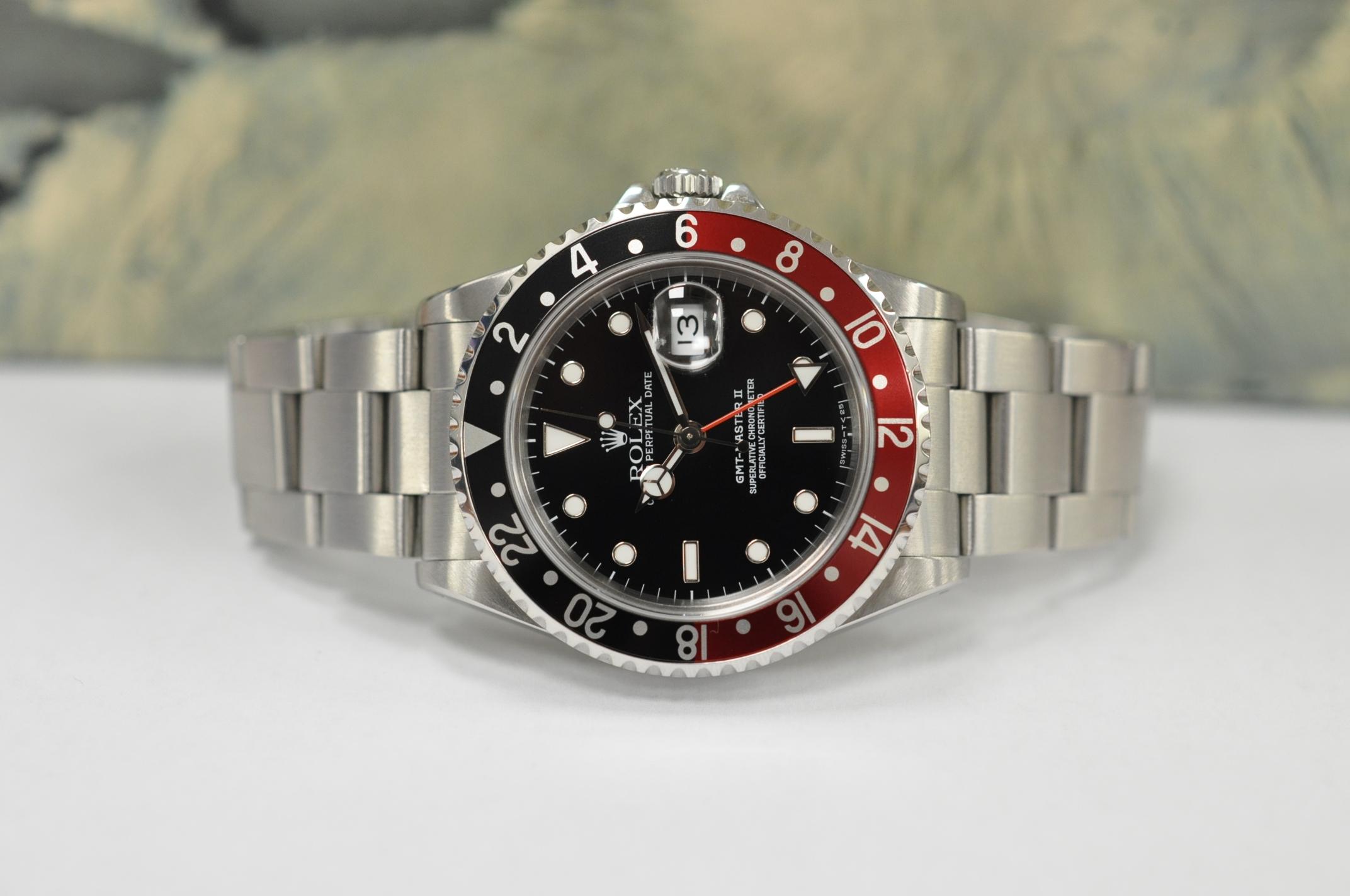 GMT-Master II 16710