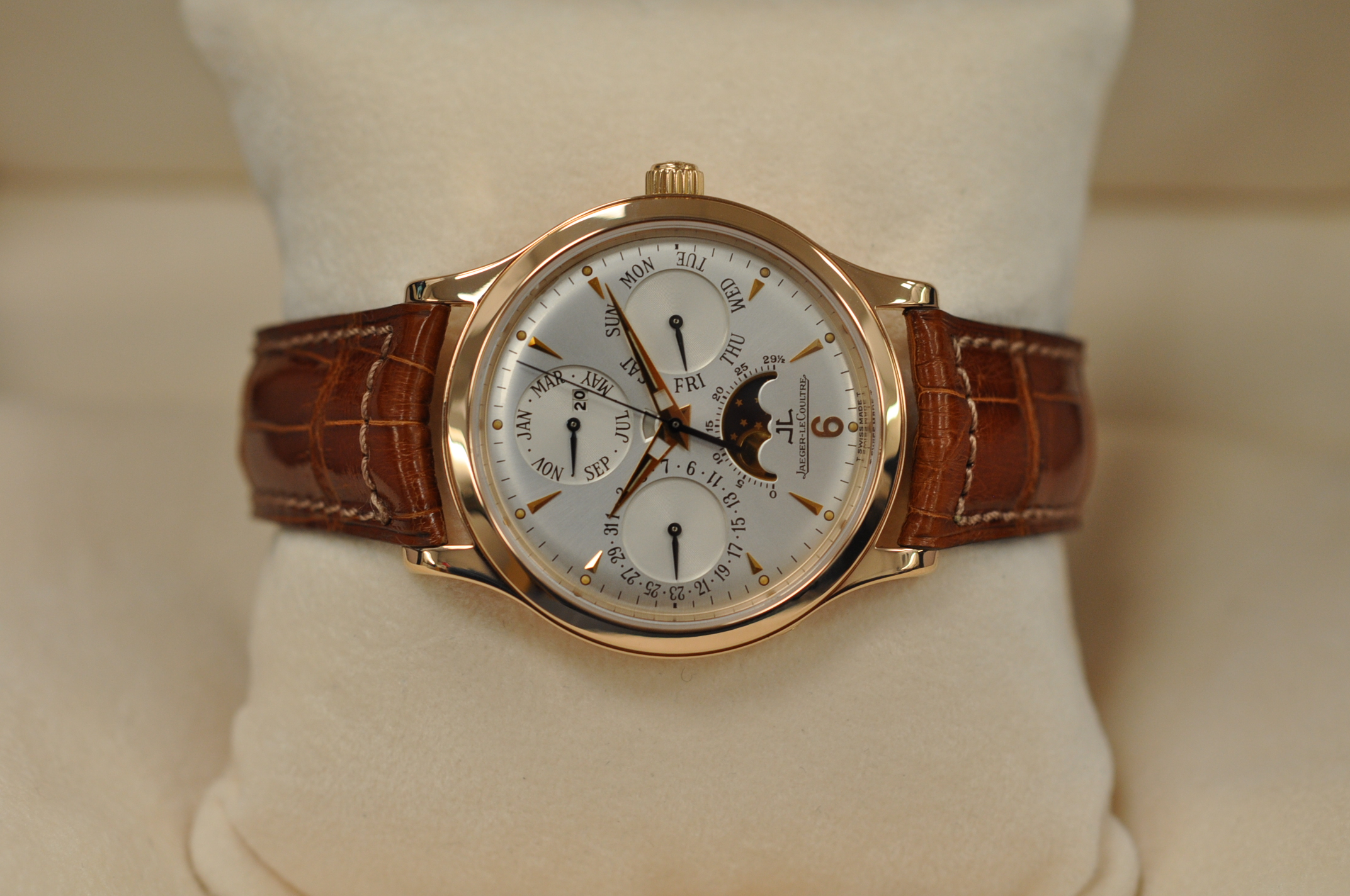18ct Rose Gold Master Perpetual 140.240.802B