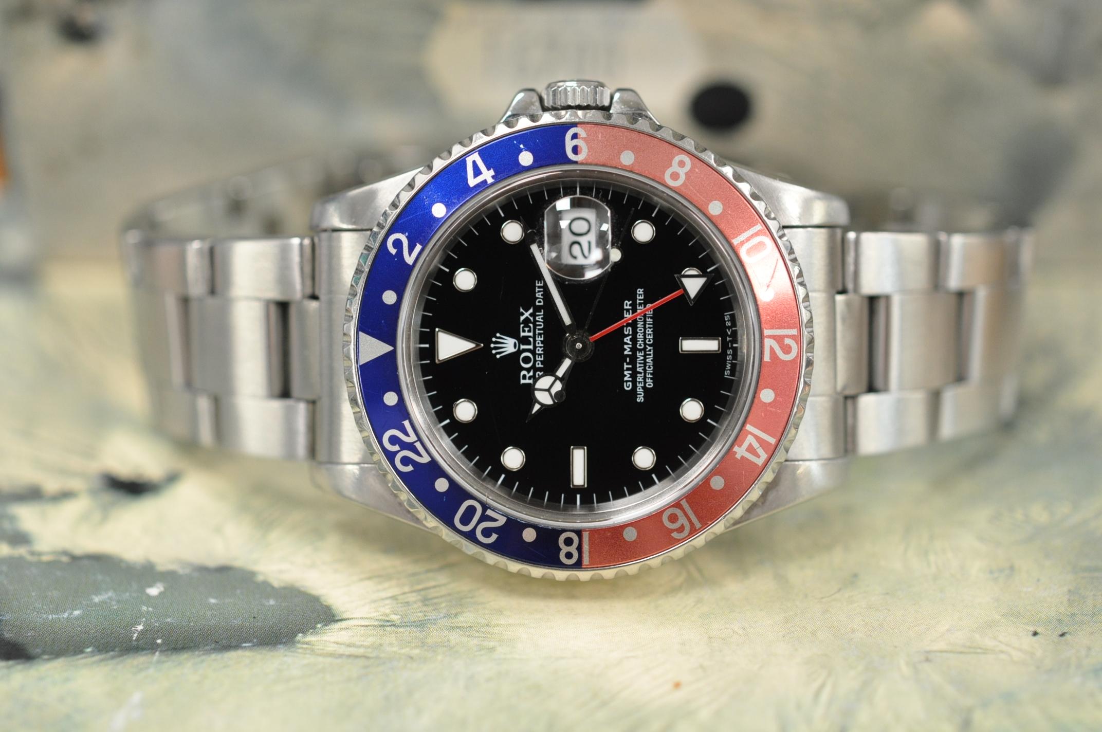 1991 GMT-Master 16700