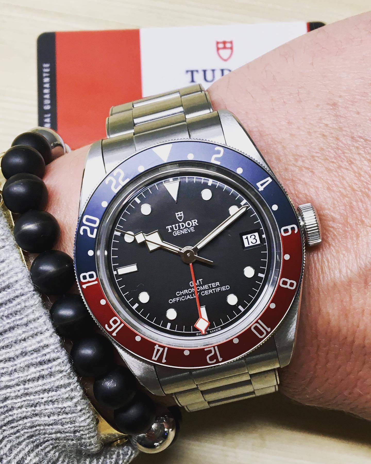 2020 Black Bay GMT