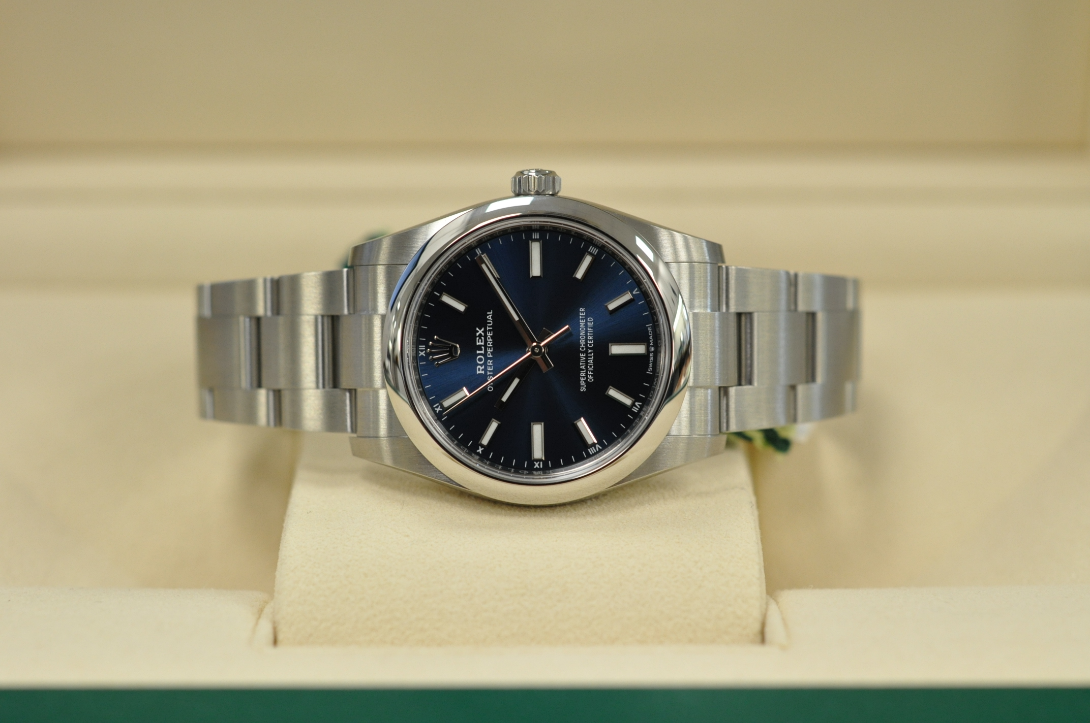 2021 Oyster Perpetual 34