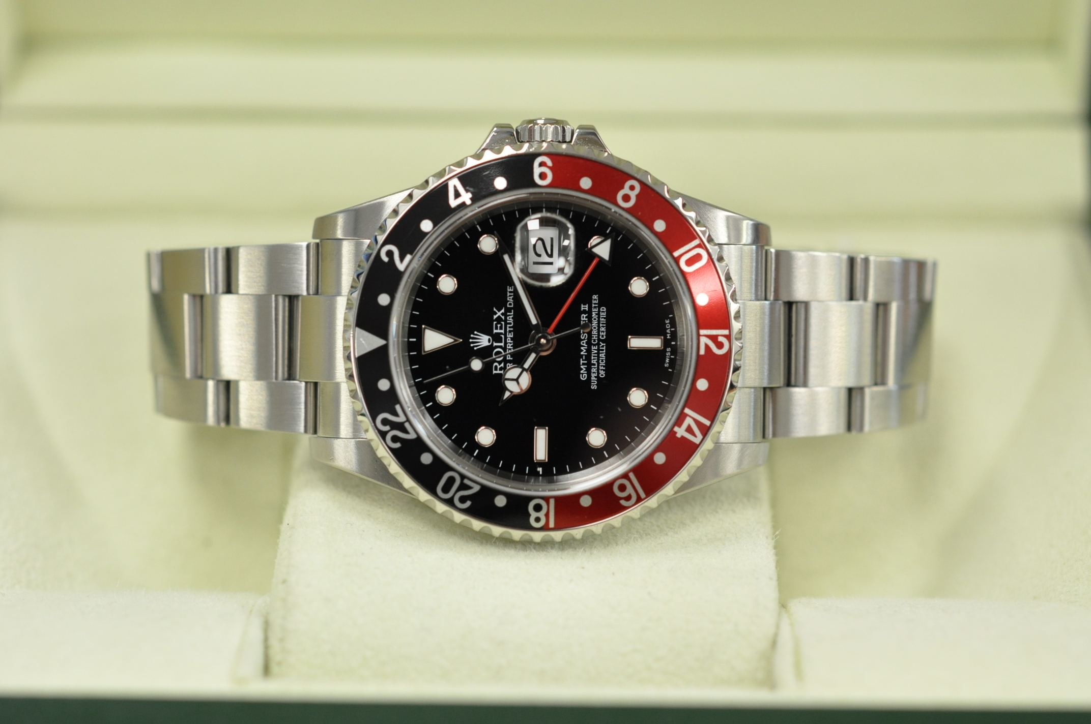 2005 GMT-Master II 16710