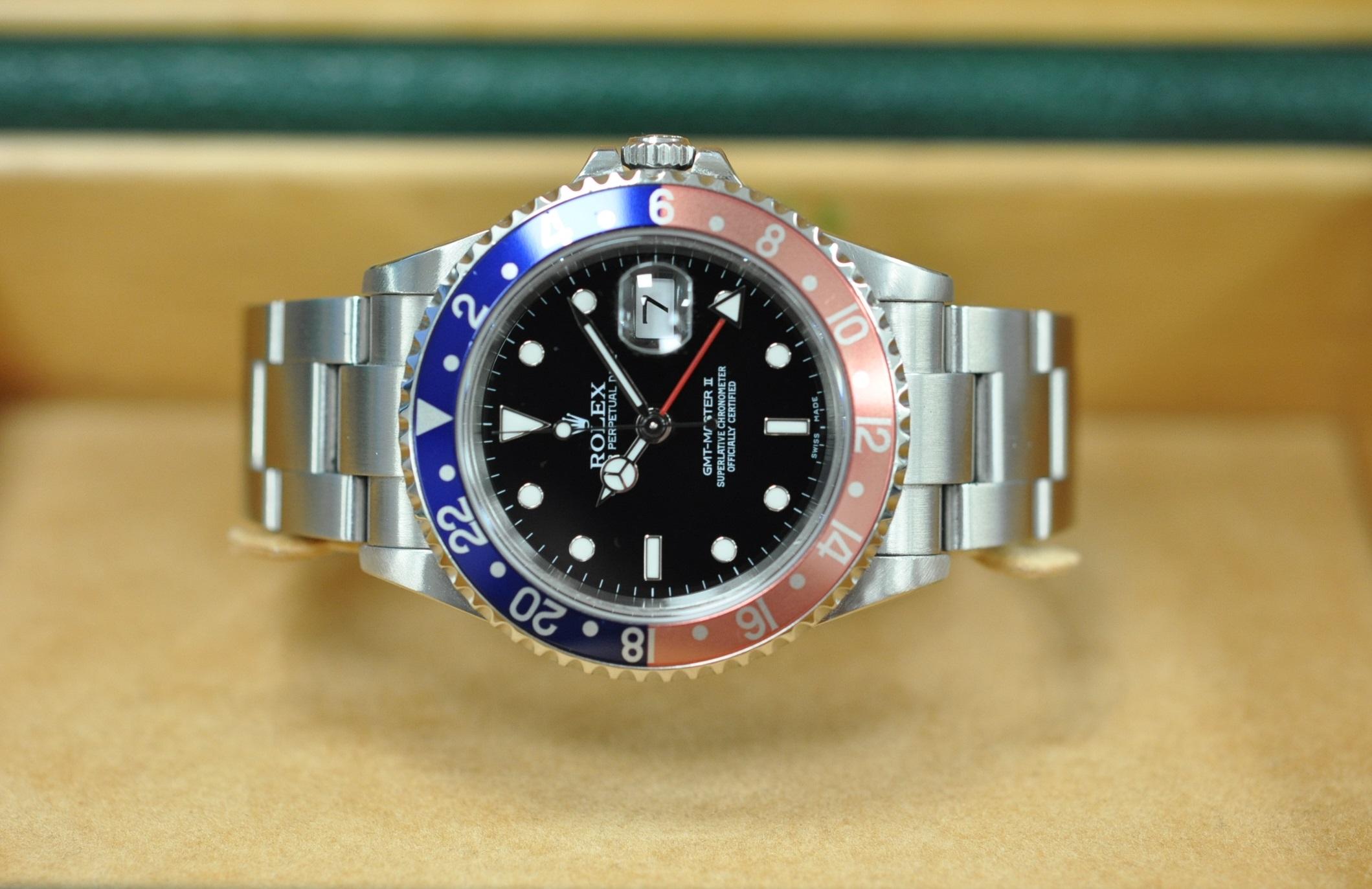 2004 GMT-Master II 16710